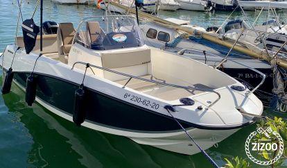 Motorboot Quicksilver Activ 605 Open (2020)