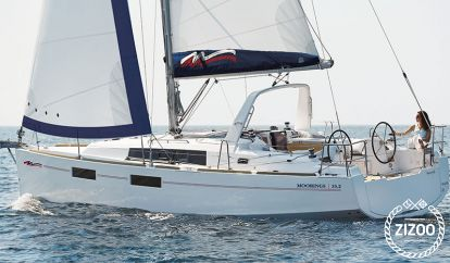 Sailboat Beneteau Moorings 35.2 (2017)