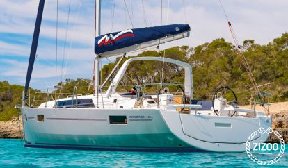 Sailboat Beneteau Moorings 42.1 (2017)