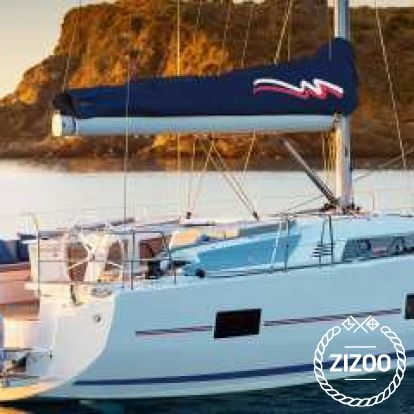 Sailboat Beneteau Moorings 46.3 (2019)