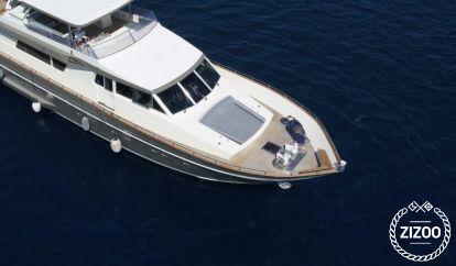 Motor boat Motoryacht Motoryacht (2002)