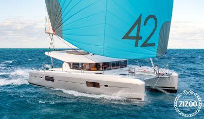 Catamarán Lagoon 42 (2012)