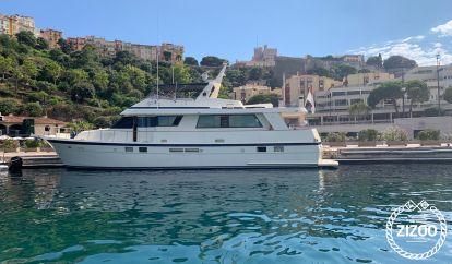 Barco a motor Hatteras 75 (2000)