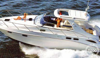 Barco a motor Sealine F 42 (2002)