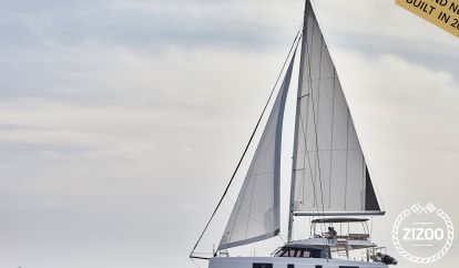 Catamaran Nautitech 46 Fly (2020)