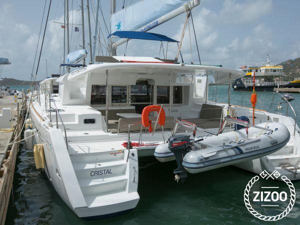 Catamaran Lagoon 450 Luxury (2018)-0