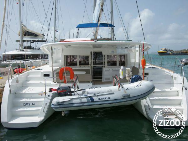 Catamaran Lagoon 450 Luxury (2018)-1