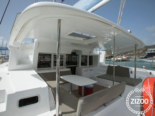 Catamaran Lagoon 450 Luxury (2018)-2