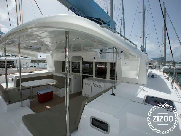 Catamaran Lagoon 450 Luxury (2018)-3