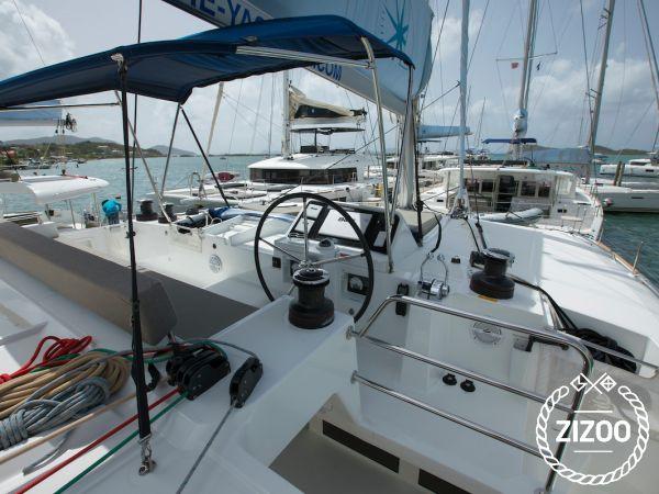 Catamaran Lagoon 450 Luxury (2018)-4