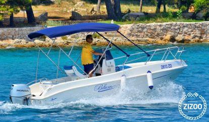 Lancha motora Tancredi Nautica BlueMax 550 Open (2010)