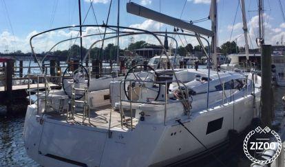 Sailboat Jeanneau Sun Odyssey 51 (2020)