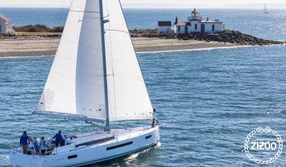 Segelboot Jeanneau Sun Odyssey 490 (2020)