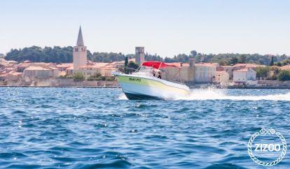 Lancha motora Orca 740 (2012)