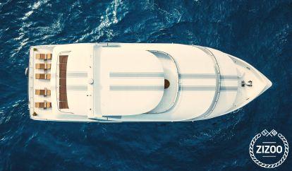 Motor boat Motoryacht Motoryacht (2019)