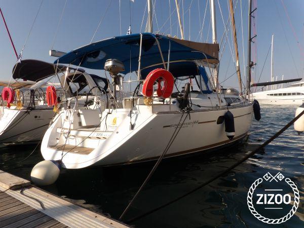 Segelboot Jeanneau Sun Odyssey 44 i - 2011 (Umbau 2017)-0