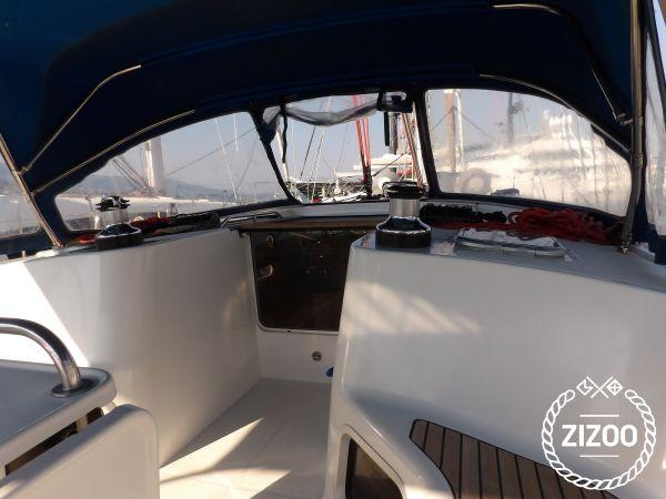 Segelboot Jeanneau Sun Odyssey 44 i - 2011 (Umbau 2017)-4