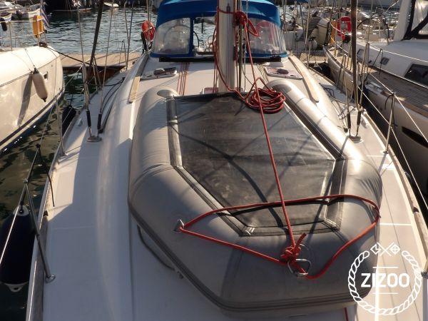 Segelboot Jeanneau Sun Odyssey 44 i - 2011 (Umbau 2017)-3