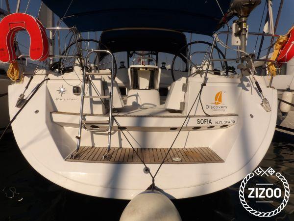 Segelboot Jeanneau Sun Odyssey 44 i - 2011 (Umbau 2017)-1