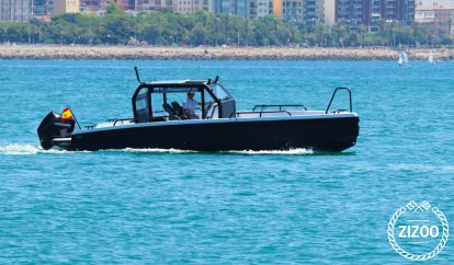 Speedboat XO Boats Defender (2020)