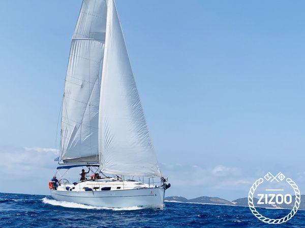 Segelboot Beneteau Cyclades 393 - 2009 (Umbau 2016)-2