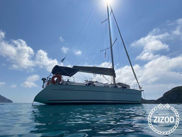 Segelboot Beneteau Cyclades 393 - 2009 (Umbau 2016)-3