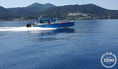 Motorboot Axopar 37 SC Brabus Line (2020)