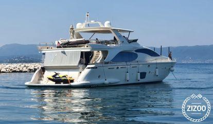 Motorboot Azimut 85 F (2007)