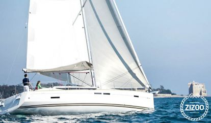 Barca a vela Jeanneau Sun Odyssey 439 (2014)