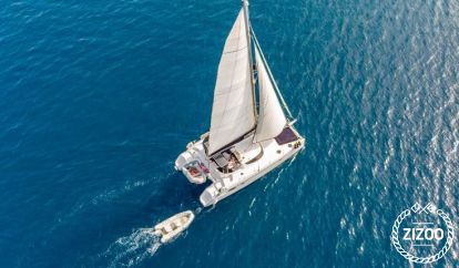 Catamaran Fountaine Pajot Lavezzi 40 (2005)