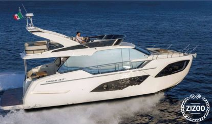 Motorboot Absolute 47 Fly (2020)