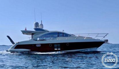 Barco a motor Azimut 43 (2008)