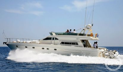Motorboot Ferretti 68 (2012)