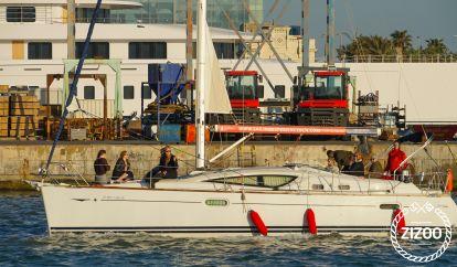 Segelboot Jeanneau Sun Odyssey 39 ds (2009)