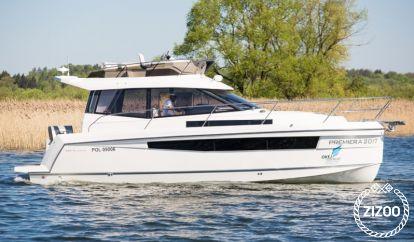 Motor boat Platinum 989 (2020)