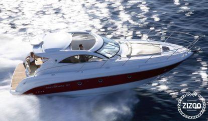 Barco a motor Beneteau Monte Carlo 37 (2009)