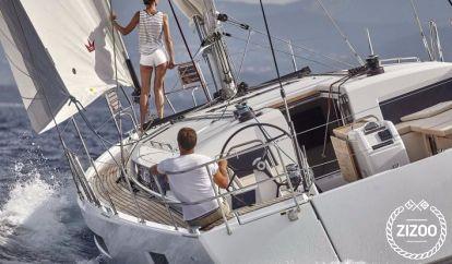 Segelboot Jeanneau Sun Odyssey 49 (2021)