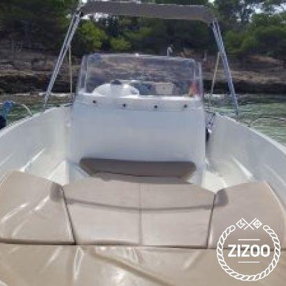 Speedboot Jeanneau Cap Camarat 5.5 CC (2016)