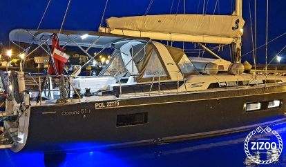 Sailboat Beneteau Oceanis 51.1 (2020)