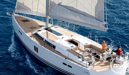 Sailboat Hanse 458 (2021)
