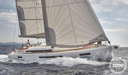 Sailboat Jeanneau Sun Odyssey 490 (2021)