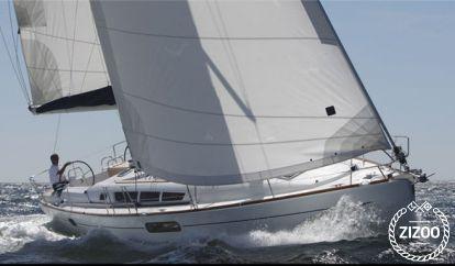Sailboat Jeanneau Sun Odyssey 42i (2011)