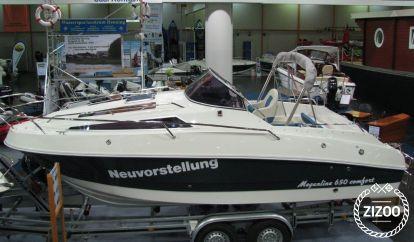 Motor boat Marine Time 650 (2021)