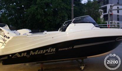 Motor boat Marine Time 620 (2021)
