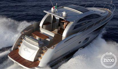 Motorboot Blu Martin 48 HT (2013)