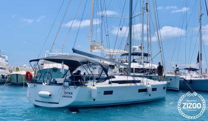 Zeilboot Jeanneau Sun Odyssey 490 (2020)