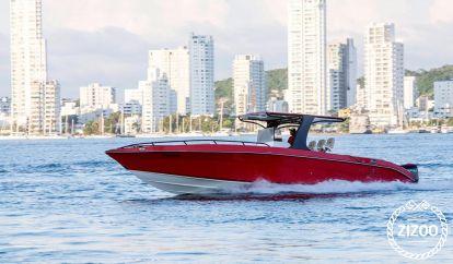 Speedboot Arimar + Suzuki 115 (2018)