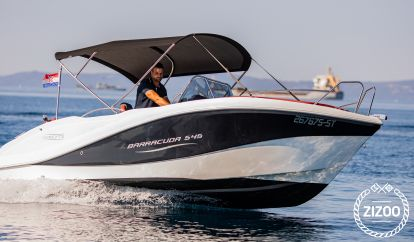 Speedboat Barracuda 545 Open (2020)