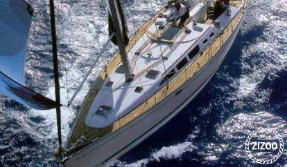 Zeilboot Jeanneau Sun Odyssey 43 (2004)