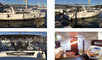 Sailboat Beneteau Oceanis 41 (2012)